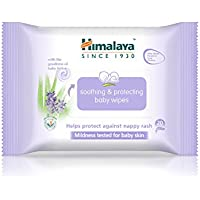 Himalaya Baby Wipes - Fragrance-free, Alcohol-free, Hypoallergenic Cleansing Cloth –