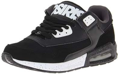 Osiris  Uprise, Chaussures de Skateboard homme - noir - Black/White/Charcoal,