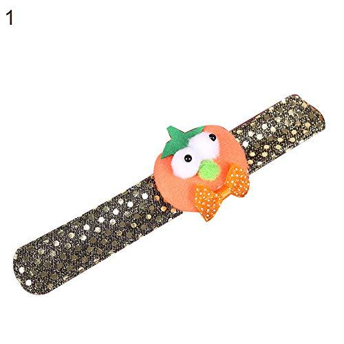 Yimosecoxiang Wunderschönes und lustiges Kostüm für Halloween, Cartoon, Kürbis-Geister, Fledermaus, Katze, zum Verkleiden von Kinderkostümen 1#