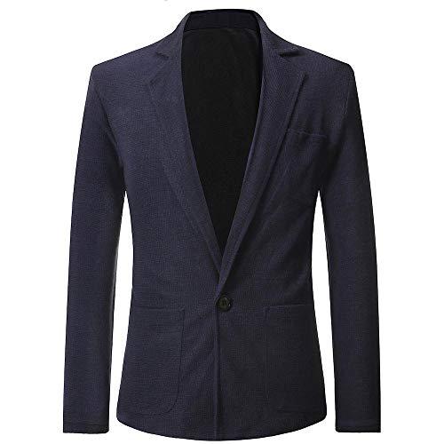Giacca slim da uomo autunno inverno koly camicetta trench coat manica lunga uomo giacca casuale sottile jacket con collo alto da lavoro bomber jackets cappotto trench