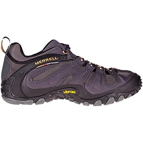 Merrell Chameleon - Zapatillas de senderismo para hombre, Granite/Lead, 43