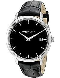 Raymond Weil 5588-STC-20001 - Reloj para hombres, correa de acero inoxidable