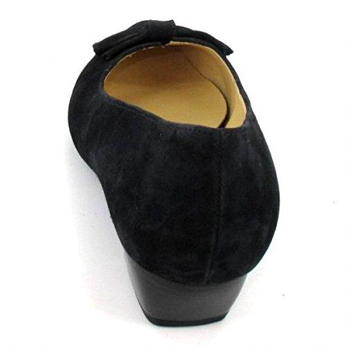 Gabor  75.132-16, Sneakers Basses mixte adulte Bleu