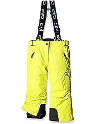 CMP Pantalón de esquí para niña, otoño/invierno, niña, color Acacia, tamaño 98