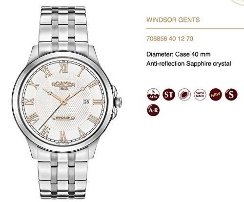 Reloj - Roamer - para Hombre - 706856 40 12 70