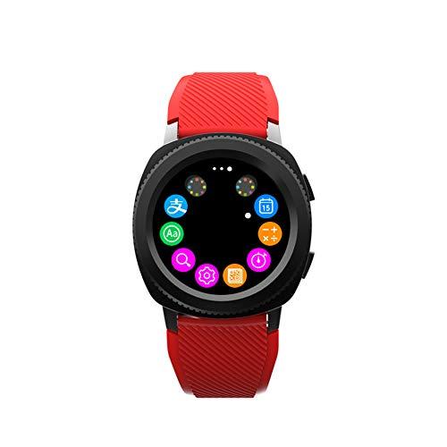 PXYUAN Smartwatch mit hellem Farbdisplay, wasserdicht, Schrittzähler,
