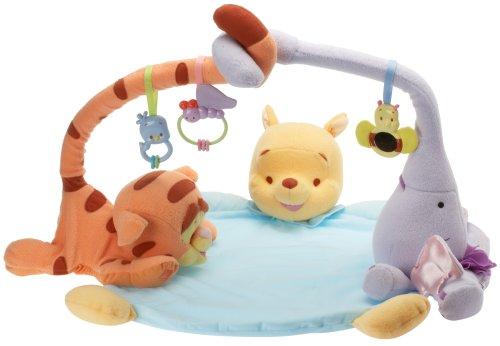 Fisher Price J4537 - Winnie the Pooh Kuschelfreunde Spielbogen