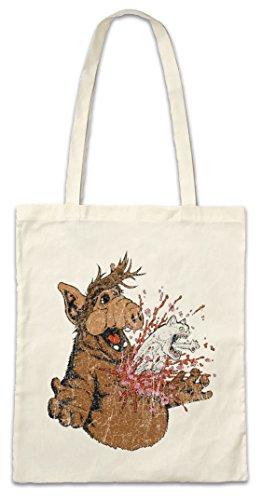 Urban Backwoods A Horror Hipster Bag Beutel Stofftasche Einkaufstasche