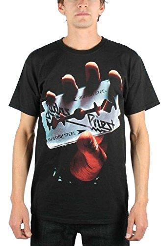 Judas Priest British Steel One Sided Camiseta