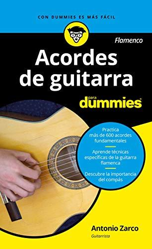 Acordes de guitarra flamenco para Dummies: 1