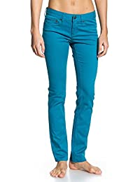 Roxy jeans pour femme coupe skinny fit