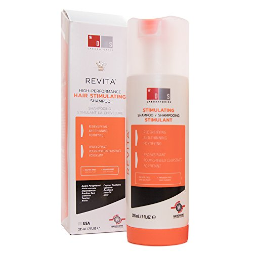 DS Laboratories Revita Shampoo Fortificante - 205 ml
