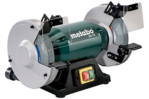 Metabo 6.19175.00 Esmeriladora Doble Discos 175 mm