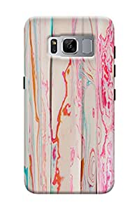 Samsung Galaxy S8 Back Cover, Designer Printed Back Cover Case for Samsung S8