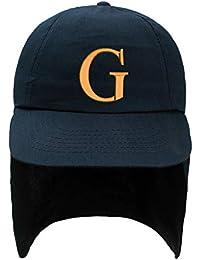 Romens Ltd Bambini Blu Cappellino da Legionario Ragazzo Ragazza Lettere  d oro Cappello Protezione Solare 38e30abe4b3b