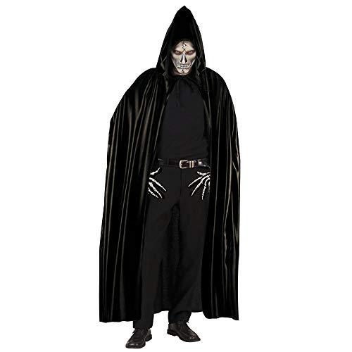 Widmann - mantello nero con cappuccio