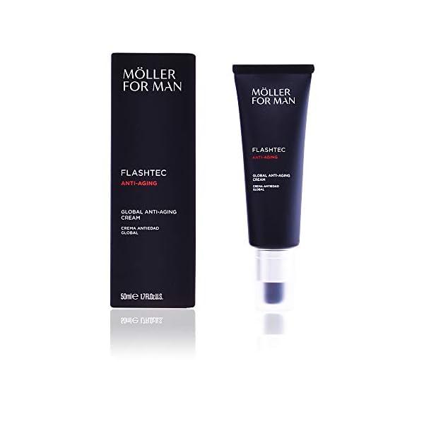 ANNE MOLLER Pour Homme Global Anti Aging Cream Crema Antiarrugas – 50 ml