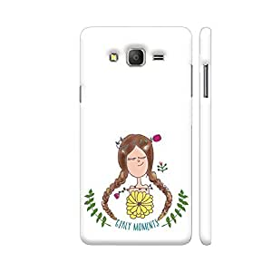 Colorpur Girly Moments Printed Back Case Cover for Samsung On5 Pro