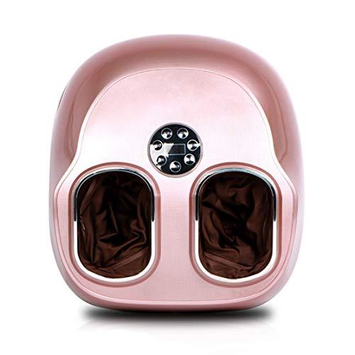 Fuß Massagegerät Maschine Elektrisches Shiatsu Fuß Massagegerät mit Hitze die für Haus und im Büro tief knetet,Gold