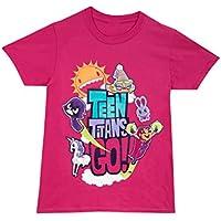 Teen Titans Go - Maglietta a maniche corte - Teen Titans - Ragazza