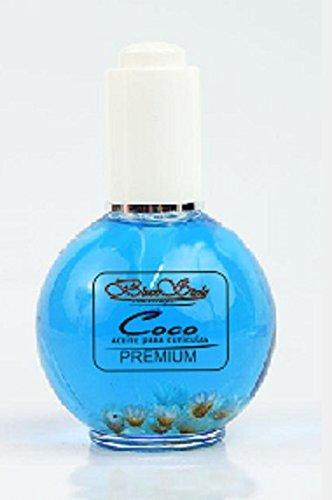 Aceite cutículas 75ml - aroma COCO - manicura pedicura