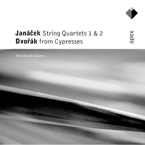 String Quartet No.1 'The Kreutzer Sonata' : IV Con moto [Adagio]