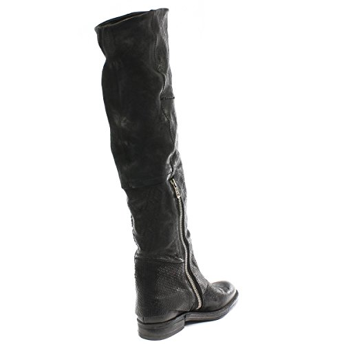 A.S.98 Bottes Vertical 818321-101 Nero Airstep as98 Nero