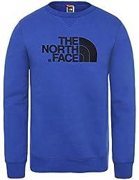 The North Face M Drew Peak Crew, Felpa Uomo