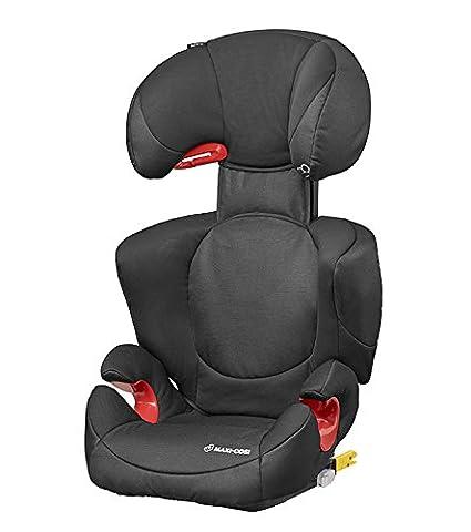 Maxi-Cosi Rodi XP Fix, Kinderautositz Gruppe 2/3 (ab 3,5 Jahre bis ca. 12 Jahre), Kollektion 2017, schwarz, mit (Kindersitz Rodi)
