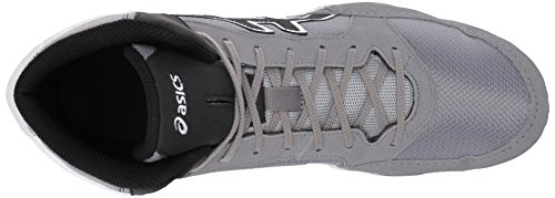 Asics Unisexe-Adulte Snapdown 2 Chaussures Black/Aluminum/White