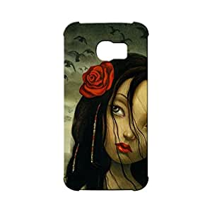 G-STAR Designer Printed Back case cover for Samsung Galaxy S6 Edge - G6342