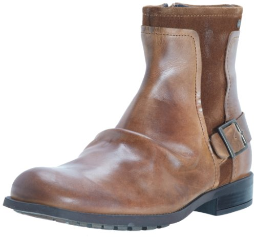 Base London Magnet, Boots homme Marron (Waxy/Suede Tan)