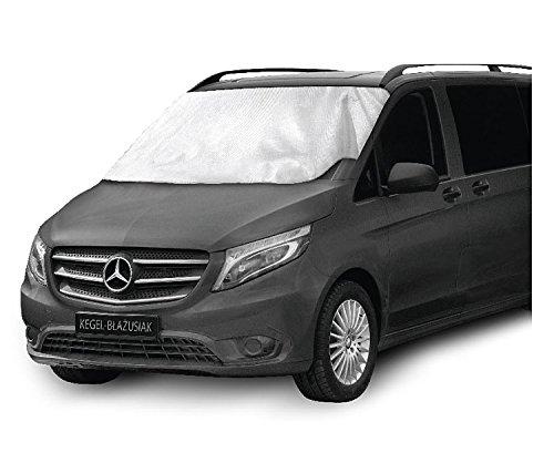 Thermo Autoscheibenschutz Autoscheiben Frontscheibenabdeckung Scheibenschutz Transporter Winter&Sommer