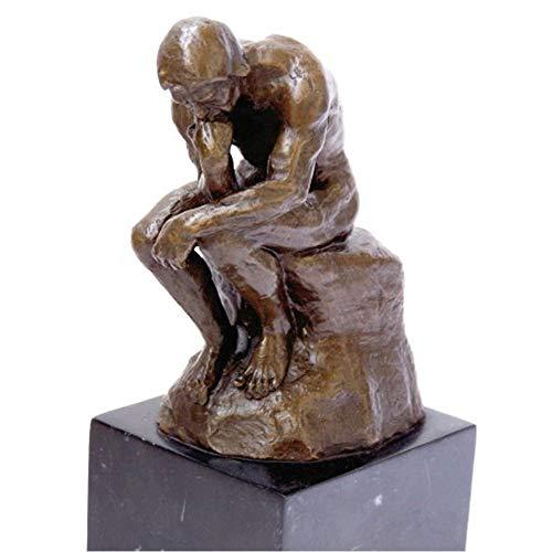 HOUZ Arte Ambiente   El Pensador   Escultura Rodin