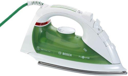 Bosch TDA5650 Steam iron Green,White iron - Irons (Steam iron, 2 m, 120 g/min, Green, White, 40 g/min, 0.3 L)