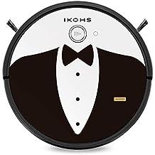 IKOHS NETBOT S15 - Robot aspirador profesional 4 en 1: barre, aspira, pasa la mopa y friega (Netbot s15 / Alfred)