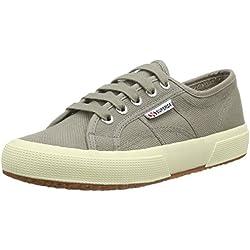 Superga 2750 Cotu Classic, Sneakers Unisex - Adulto, Beige (Mushroom C26), 43 EU