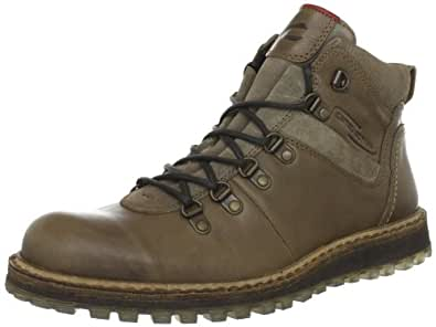 camel active Earl 14 332.14.02, Herren Boots, Braun (taupe/lt.taupe), EU 39 (UK 6)