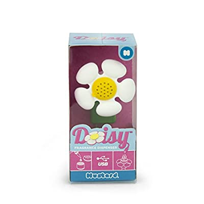 Mustard Daisy USB Air Freshener Fragrance Diffuser