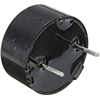 Plat Firm Zumbador piezoeléctrico piezoeléctrico electrónico pasivo AC 1-5V 2