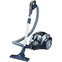 Robot aspirador LG Hombot Turbo. Especial casas con alfombras. LG CordZero VR94070NCAQ – Aspirador sin cables y sin bolsa (te sigue solo)