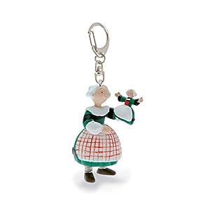 Plastoy 61070 - Llavero con Figura de Becassine con su marioneta