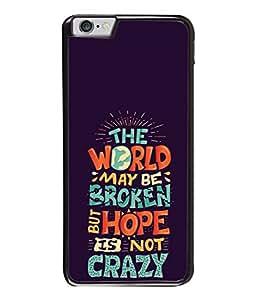 Fuson Designer Back Case Cover for Apple iPhone 6 Plus :: Apple iPhone 6+ (Girl Friend Boy Friend Men Women Student Father Kids Son Wife Daughter )