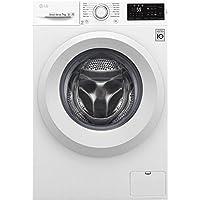 Lg lavadora carga frontal f4j5qn3w 7 kg 1400rpm a+++