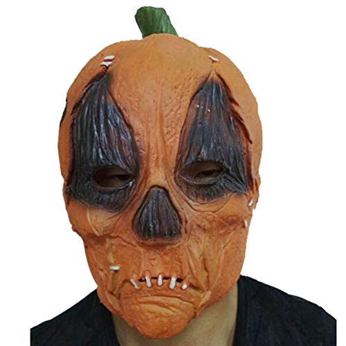stüm Halloween Horror Maske Latex Karneval Festival Voller Gesichtsmaske für Erwachsene Kinder (Stil#13, One Size) ()