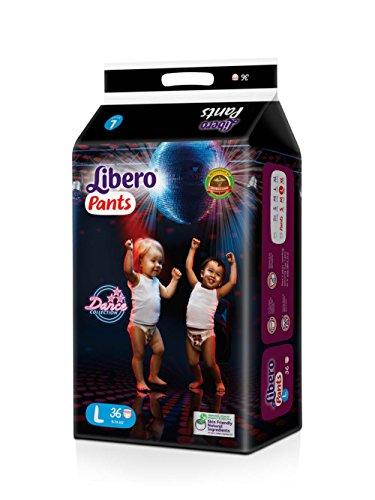 Libero Large Size Diaper Pants (36 Counts)