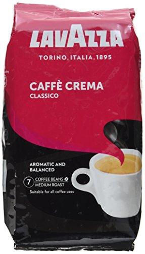 Lavazza Caffè Crema Classico, 2er Pack (2 x 500 g)
