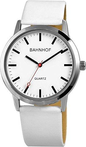 estacin-de-ferrocarril-reloj-de-hombre-blanco-plata-analgica-metal-cuero-reloj-de-pulsera-cuarzo