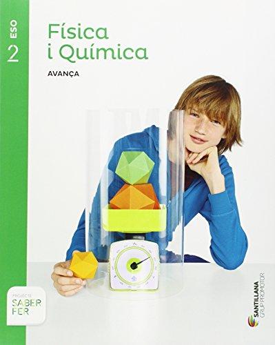 FISICA I QUIMICA AVANÇA 2 ESO SABER FER - 9788490475492