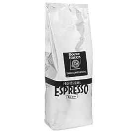 Douwe Egberts Dark Continental Espresso Beans 1kg